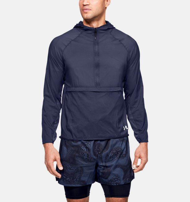 Mens UA Qualifier Weightless Packable Jacket